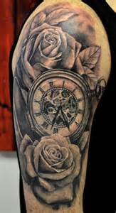 200 Popular Pocket Watch Tattoo & Meanings 2016   Part 5