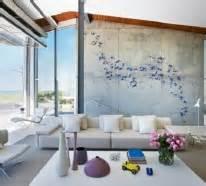 wandfarbe betonoptik wandfarbe mit betonoptik w 228 nde aus beton
