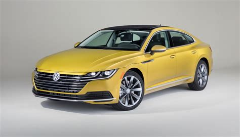 Arteon Vw 2019 by 2019 Vw Arteon Says Goodbye To The Cc The Torque Report
