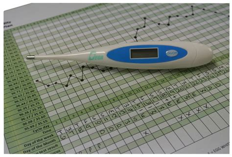 Ovulation Thermometer professional bbt fahrenheit digital basal ovulation