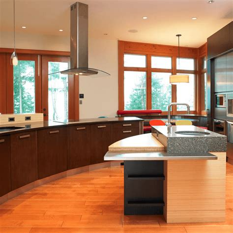 60 kitchen island ideas and designs freshome com best 20 round kitchen island ideas on pinterest large