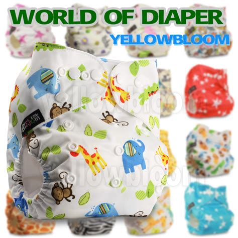 Tosca Yelow Pocket 3 Year aliexpress buy baby washable one size cloth nappy reusable pocket inserts available