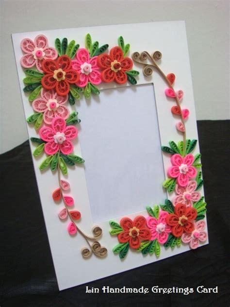 Handmade Photo Frames Images - t 233 cnica de filigrana em papel quilling saiba como