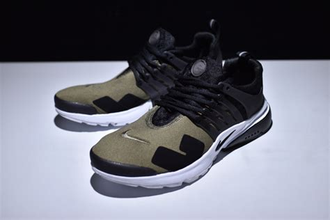 Sepatu Nike Air Presto Acronym Low Black White Premium Quality high end product acronym x nike air presto low olive black
