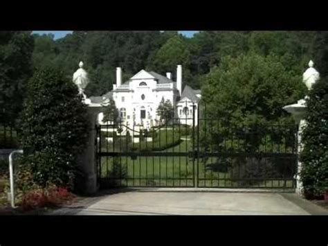 p diddy s house p diddy dunwoody mansion youtube