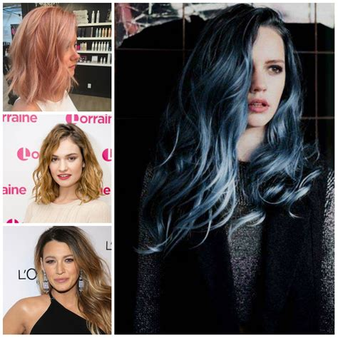 spring 2017 hair trends spring and summer hairstyles seen