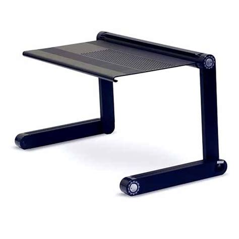Portable Laptop Desk For Bed Adjustable Vented Laptop Table Laptop Computer Desk Portable Bed Tray Book Stand