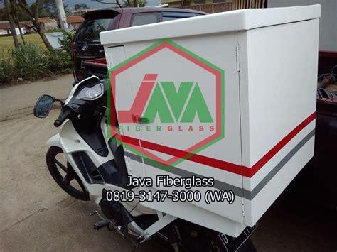Harga Box Motor Murah by Harga Box Motor Delivery Murah Java Fiberglass