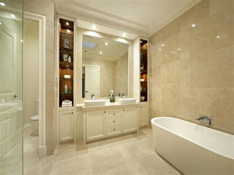 bathroom designes marble in a bathroom design from an australian home bathroom photo 1230714