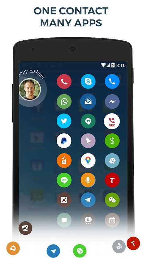contact dialer apk contacts phone dialer caller id drupe apk android communication apps