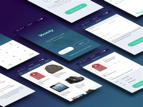 interface design mockup dribbble app screens mock up png by pietro schirano