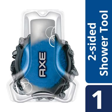 buy axe 2 sided shower tool at well ca free shipping 35