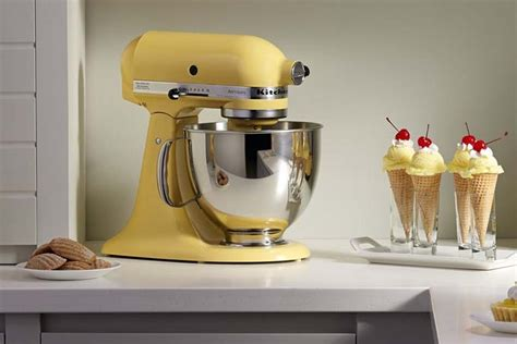 KitchenAid Artisan KSM150 Standmixer Review   Foodal