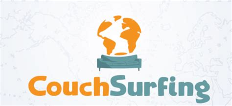 couch surfing logo couchsurfing app review may s travel app of the month
