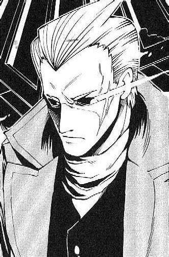 Larten CREPSLEY | Anime-Planet