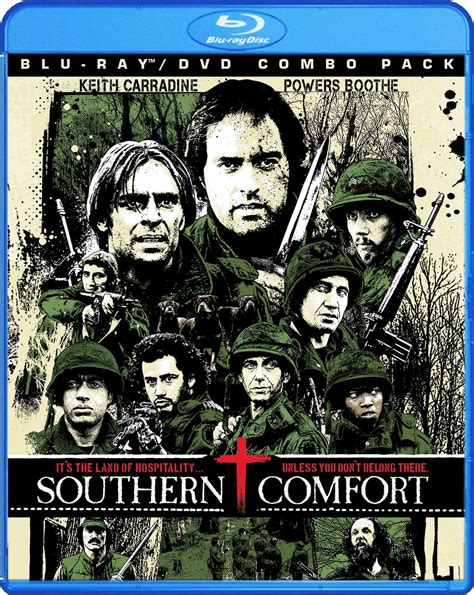 southern comfort walter hill southern comfort 1981 blu ray dvd review zombies don