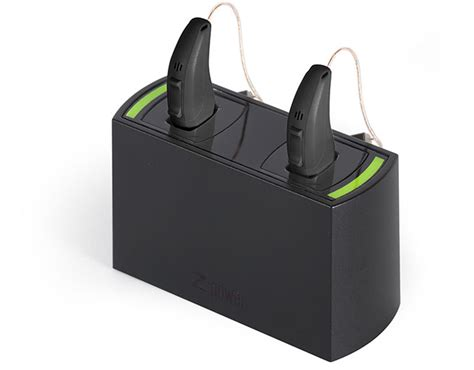 hearing aid battery charger survey says want rechargeable hearing aid batteries