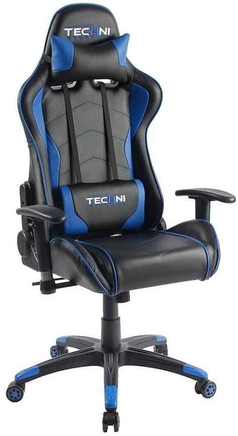 techni sport ergonomic high back gaming desk chair best 25 gaming desk ideas on gaming computer