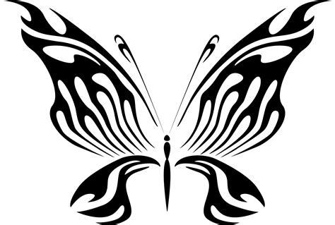 clipart butterfly line art 13