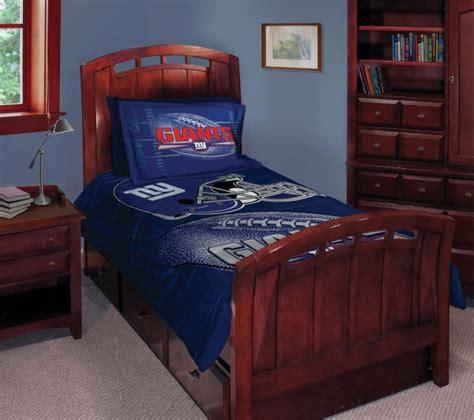 ny giants bedroom new york giants nfl twin comforter set 63 quot x 86 quot