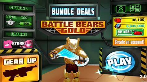 battle bears gold apk battle bears gold top local apps get ready to rumble with battle bears