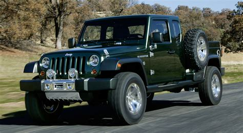 Jeep Pickup Tipped To Be Built Alongside Next Generation