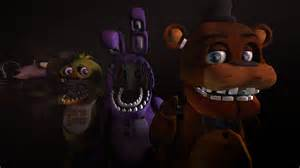 Withered animatronics by detective puppet on deviantart