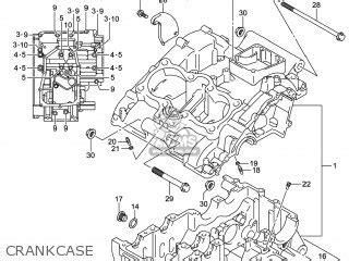 Cover Motor Suzuki Inazuma 250 Anti Air 70 Murah Berkualitas 13 suzuki gw250 inazuma 2014 l4 usa e03 parts list