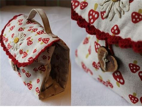 Mug Bags Patchwork Pattern - 17 best images about mug carrier on coffee