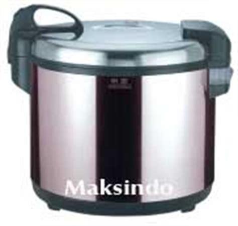 Rice Cooker Untuk Restoran mesin rice cooker kapasitas besar terbaru restoran toko