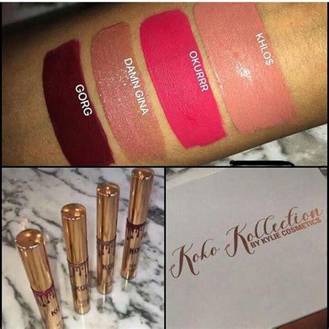 Koko Kollection Single Liquid Lipstick koko kollection lip kit makeup matte liquid