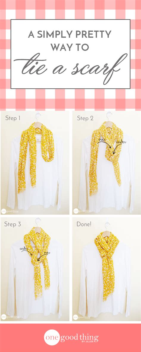 printable instructions how to tie a scarf free printable scarf tying guide