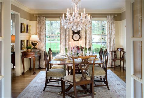 Formal Dining Room Chandelier The Formal Dining Room Is A Comeback