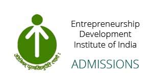Entrepreneur Mba Colleges In India by Entrepreneurship Development Institute Of India Admissions