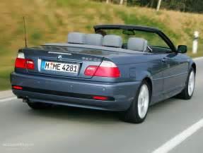 bmw 3 series cabriolet e46 specs 2003 2004 2005