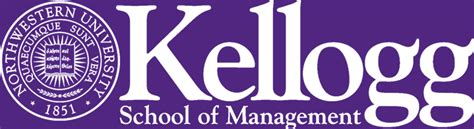 Kellogg School Of Management Mba by Kellogg School Of Management Logo Www Imgkid The