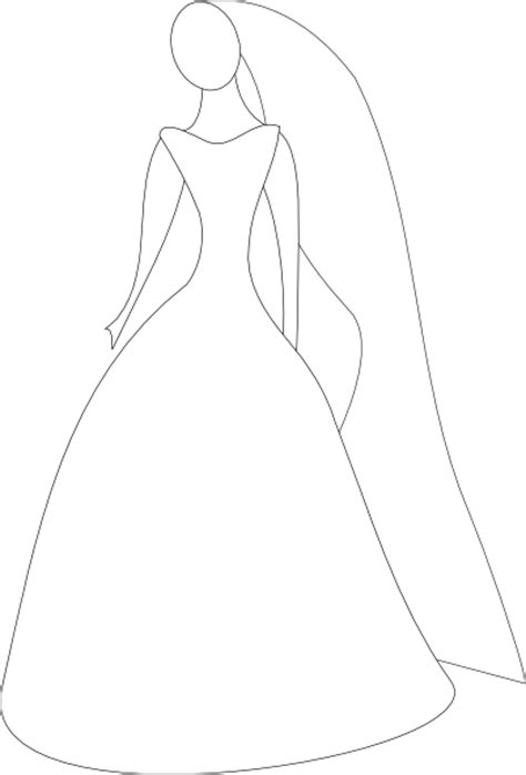 Liana Drees free wedding dress clipart image search results clipart