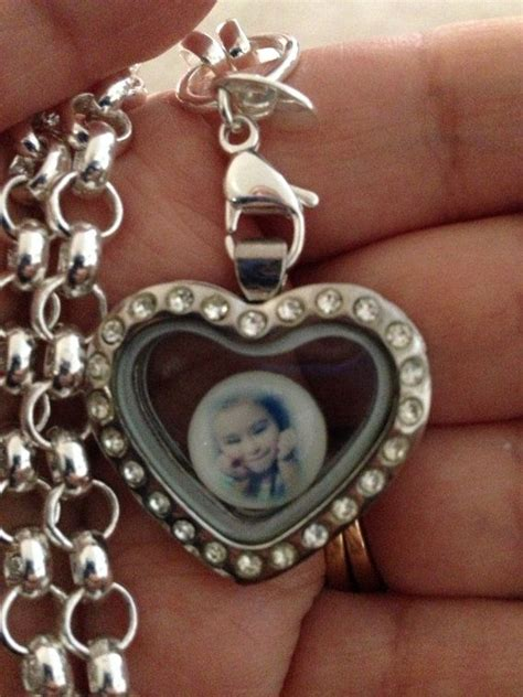 Origami Owl Living Locket Charms - custom photo charms for living lockets memory lockets