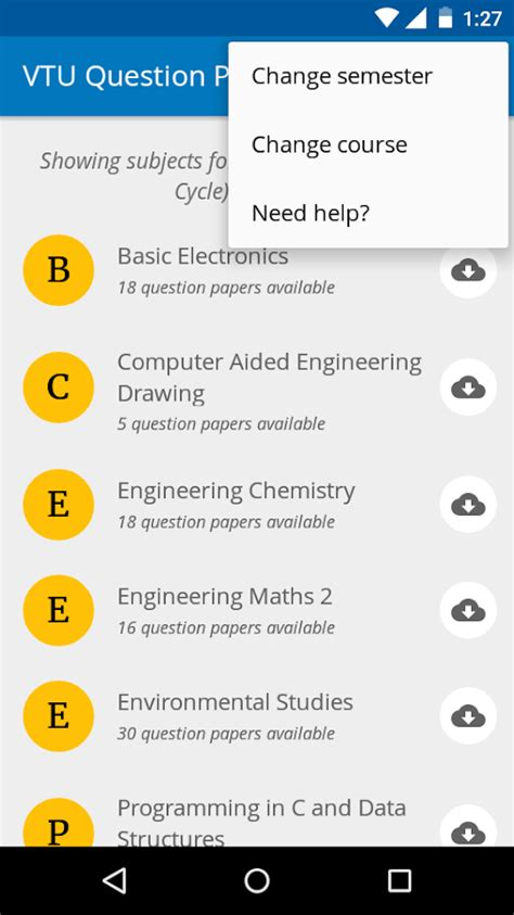 Vtu Mba Question Papers Free by Vtu Question Papers Stupidsid Android Apps On Play