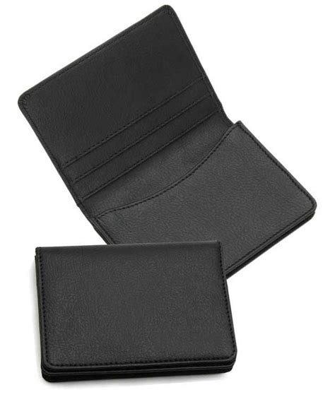 Name Card Holder 1 leather card holders corporate gifts wholesale foto88