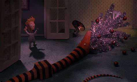 gif christmas tree nightmare before christmas snake