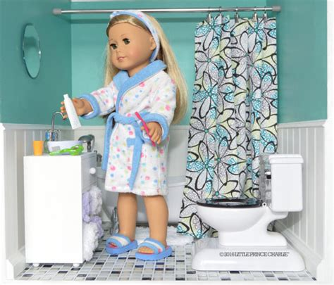 american girl doll bathroom american girl 18 inch doll sink vanity for your dollhouse