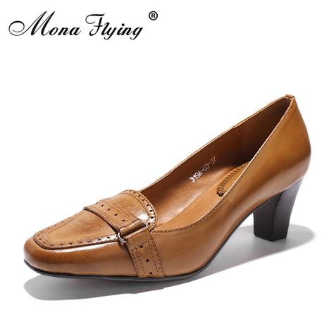 aliexpress buy s pumps genuine leather shoes
