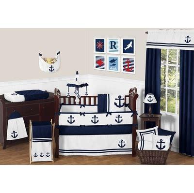 crib bedding collection anchors away crib bedding collection