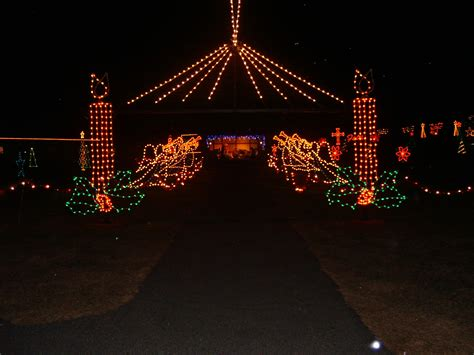 50000 christmas light display la salette home interior
