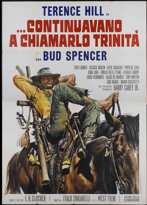cowboy film trinity spaghetti western film posters wrong side of the art