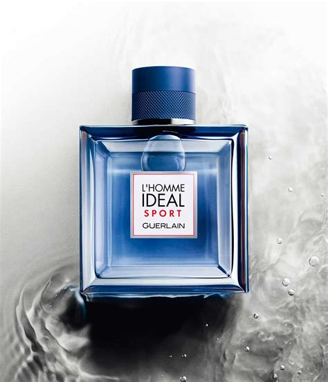 Parfum Homme Sport l homme ideal sport guerlain cologne a new fragrance for