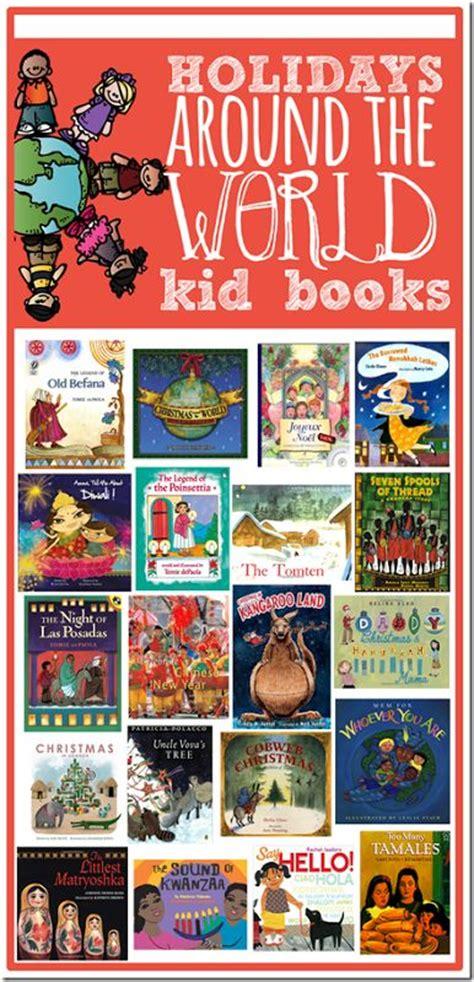 winter holidays around the world books around the world book list grandkids