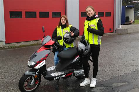 Fahrschule Motorrad Praktische Pr Fung by Motorrad Fan Fahrschule