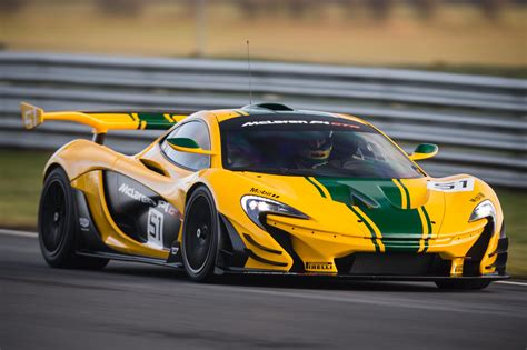 P1 Gtr by Road Mclaren P1 Gtr For Sale At 7 2 Million In